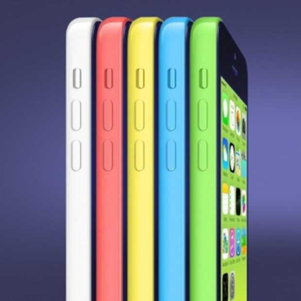 Apple onthult iPhone 5C en iPhone 5S