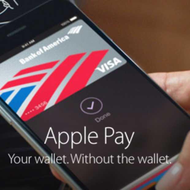 Apple Pay: een nieuwe, eenvoudige en veilige manier om mobiel te betalen