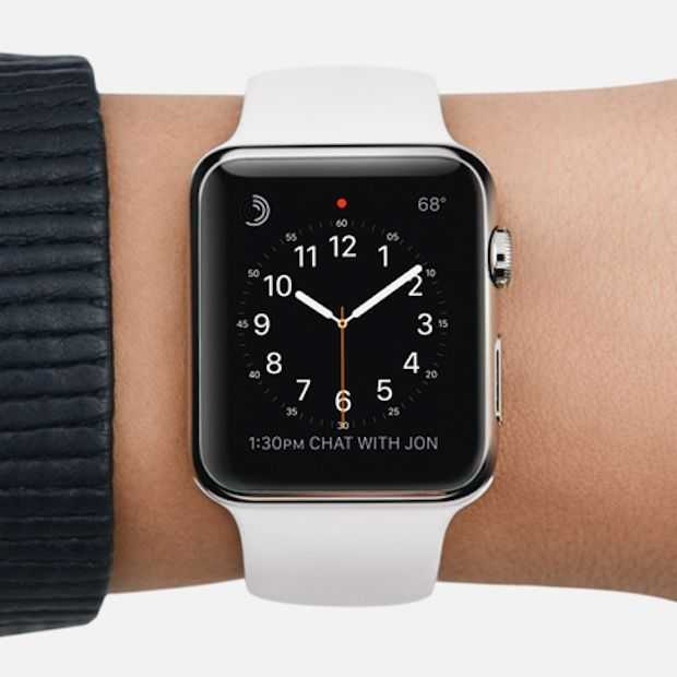 Eerste reviews van de Apple Watch niet echt positief