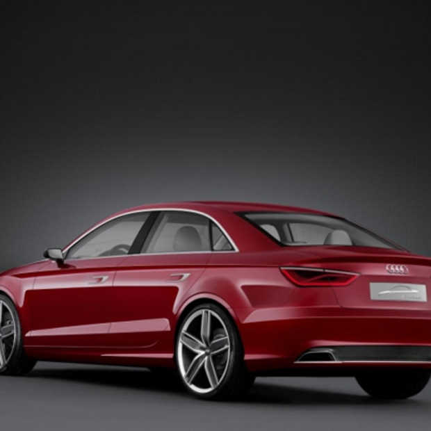 Audi A3 Sedan wordt eind april in China geïntroduceerd