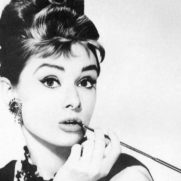 Audrey Hepburn reïncarneert in een commercial