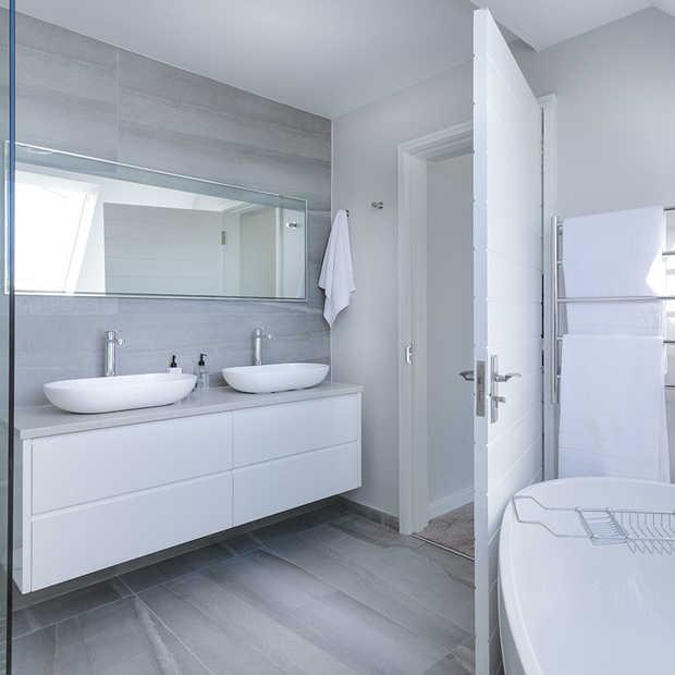 Drie badkamertrends voor 2020