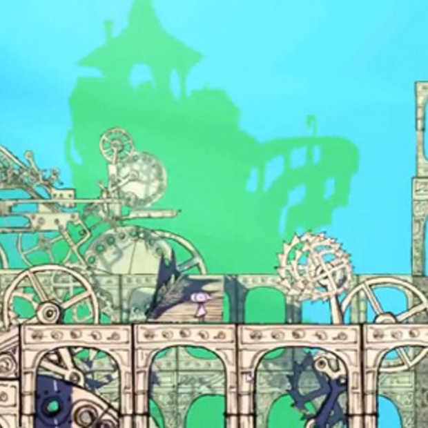 Ballpoint Universe: het computerspel getekend met een balpen