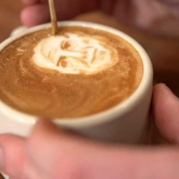 Baristart, het vluchtige kunstwerk in een kopje koffie