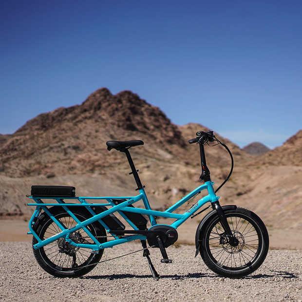 Elektrische plooifiets kan concurreren met full-size e-bike