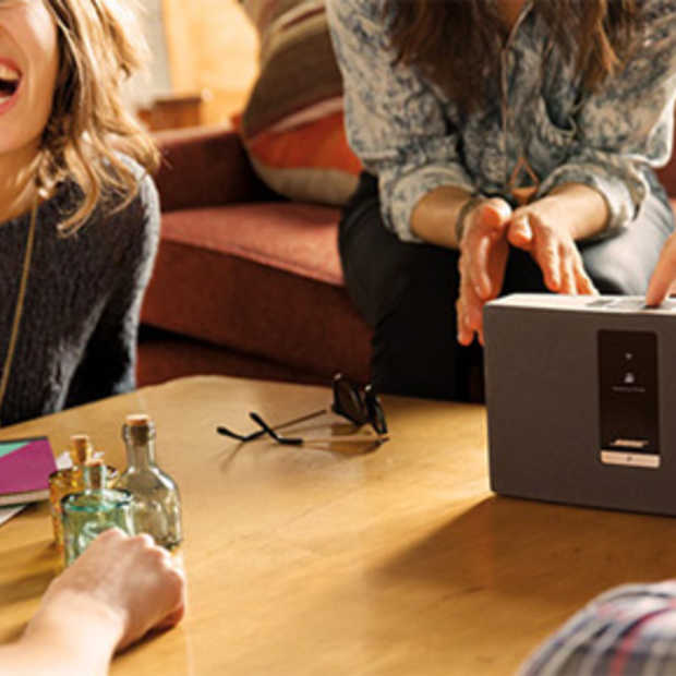 Bose SoundTouch Portable: draadloos muziek streamen in heel je huis