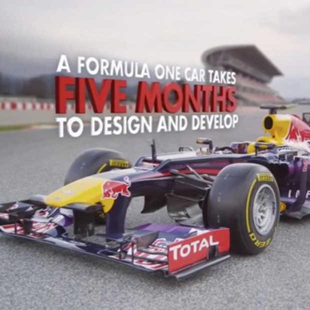 Bouw eens een Formule 1 wagen