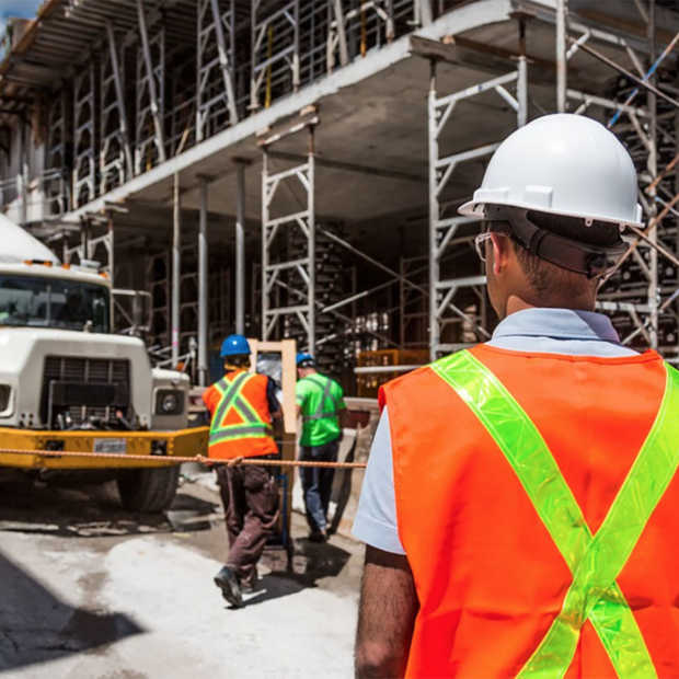 Veilig werken in de bouw: 4 tips