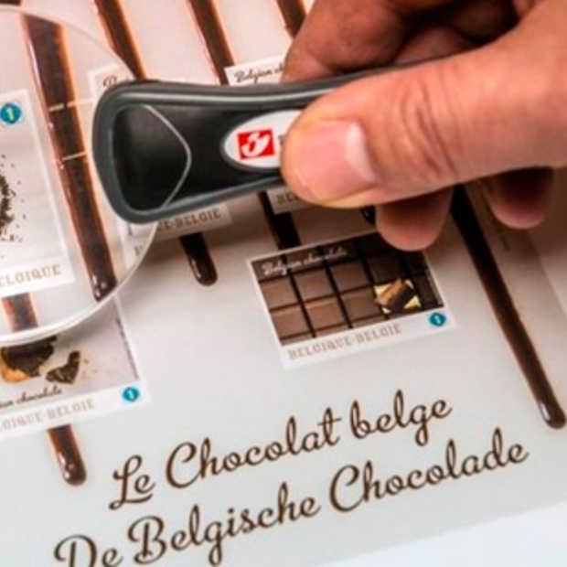 bpost maakt postzegel die smaakt en ruikt naar chocolade
