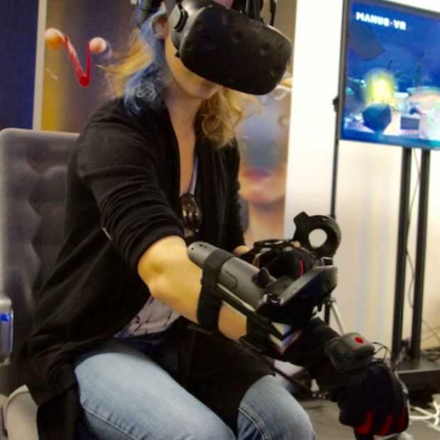 Brusselse Virtual Reality community is derde grootste van Europa