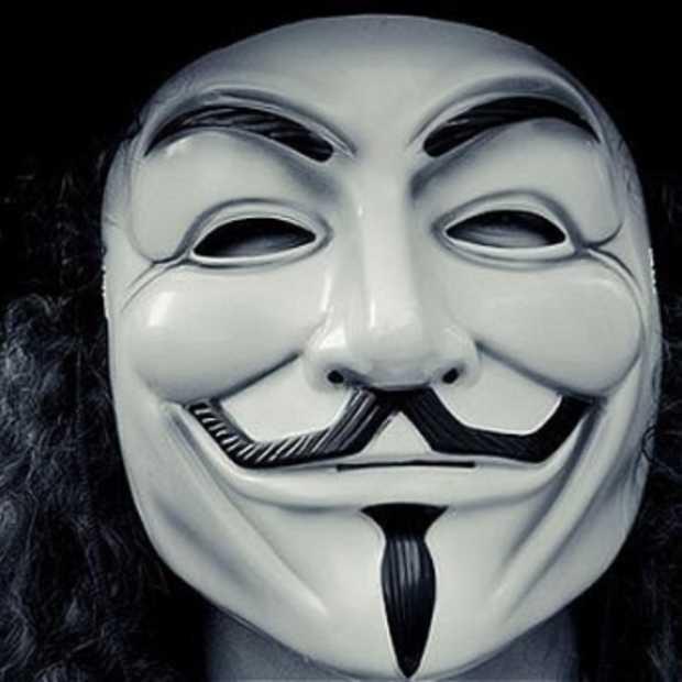 'Computer hackers van Anonymous bevrijden 15 juni het Belgische web'