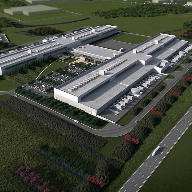 Facebook opent nieuw datacenter 'Fort Worth'