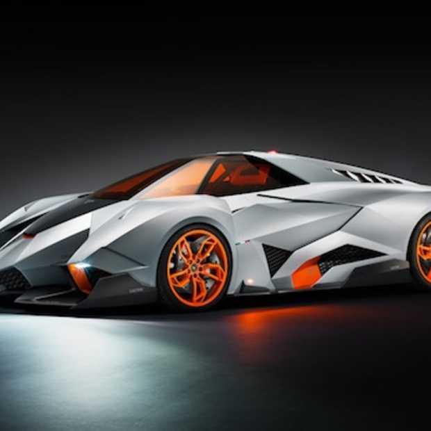 De nieuwe Lamborghini Egoista concept car