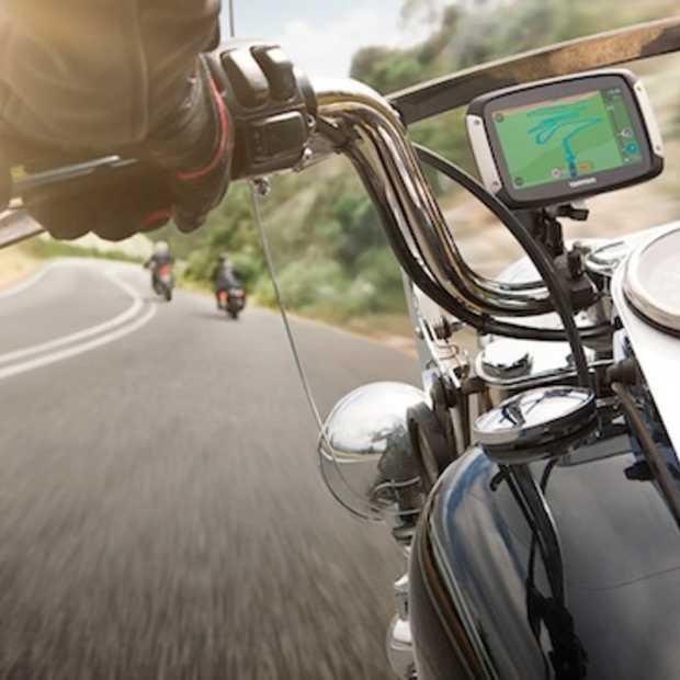 De nieuwe Tom Tom Rider GPS voor bikers