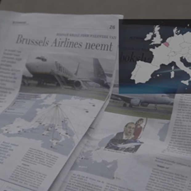 De Standaard als eerste Europese krant op Google Glass?