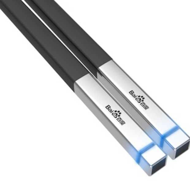 Deze smart chopsticks meten de voedselkwaliteit