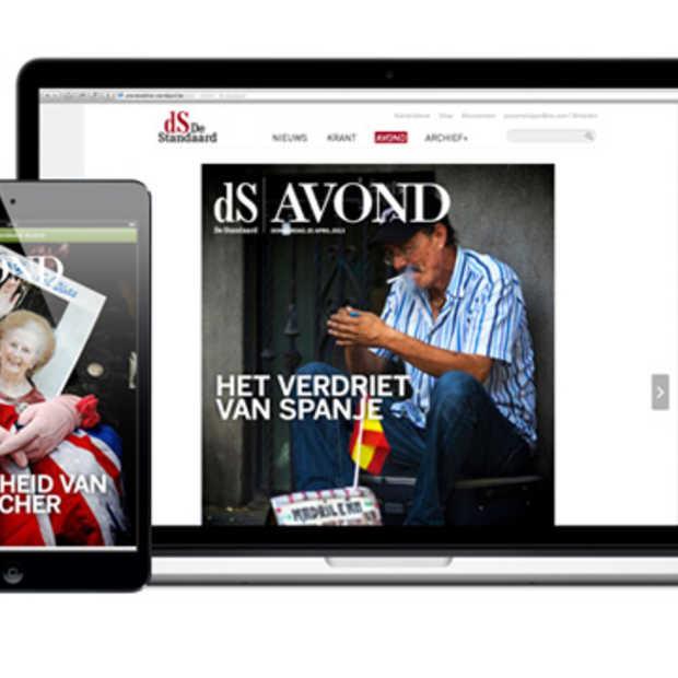 Digitale vernieuwing bij De Standaard. Wij spraken met Johan Mortelmans, Digital Manager van De Standaard [interview]