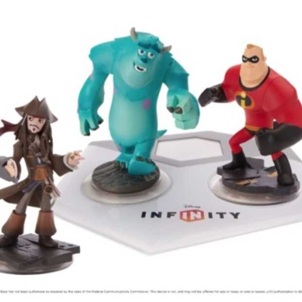 Disney Infinity met Sandbox Gameplay aangekondigd