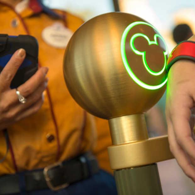 Disney World komt met eigen slimme armband: The MagicBand