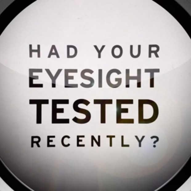 Doe zelf de online oogtest... met onverwacht resultaat