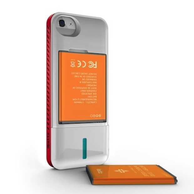 Een nieuwe oplaadbare iPhone 5 Case