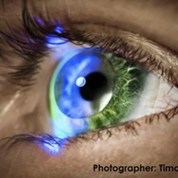 Een volgende stap naar augmented reality glasses