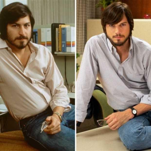 Eerste beelden van 'jOBS' online, de film over het leven van Steve Jobs
