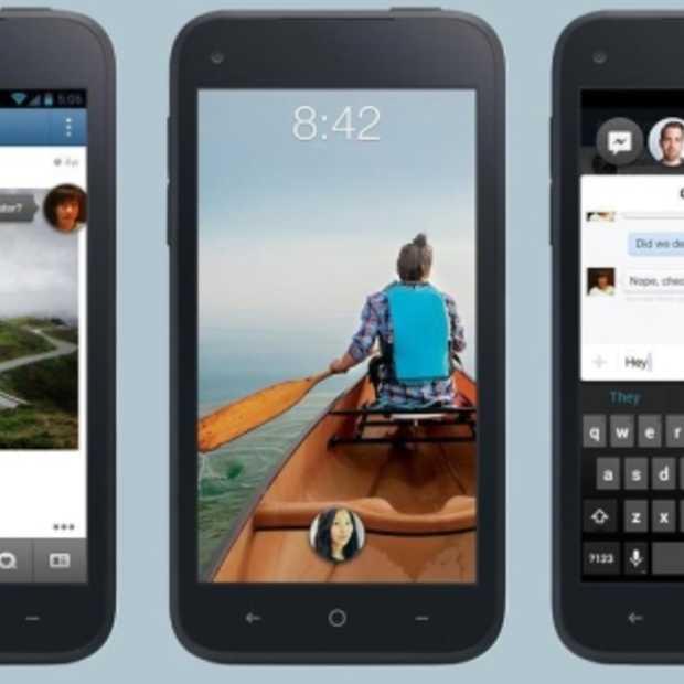 Facebook Home nu 1 miljoen keer gedownload