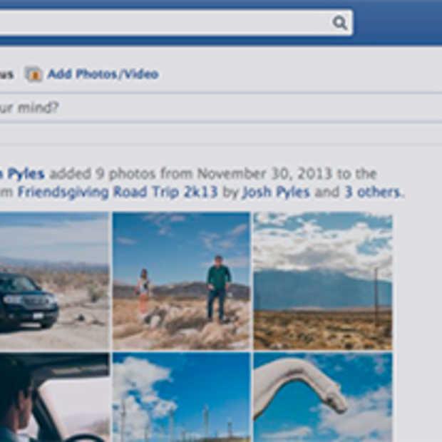 Facebook lanceert 'Trending Topics'