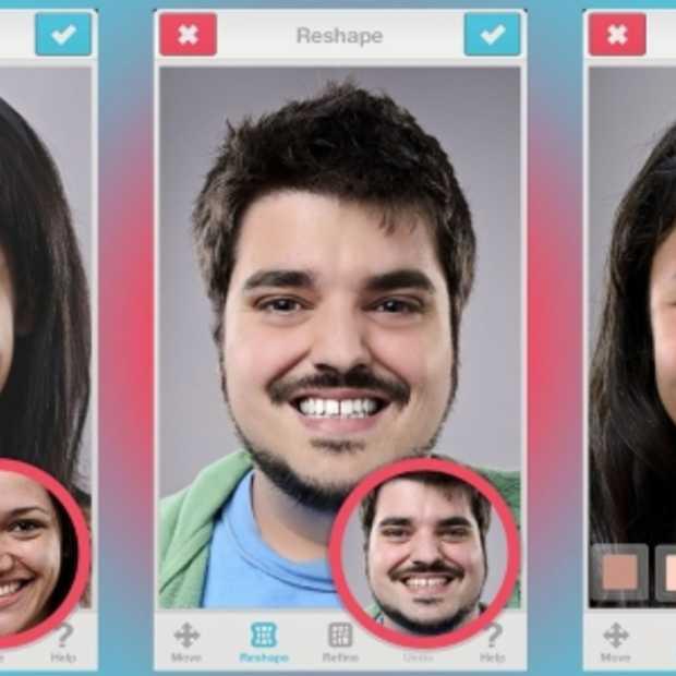 Facetune: de mobiele versie van Photoshop, zonder de ingewikkelde handleiding
