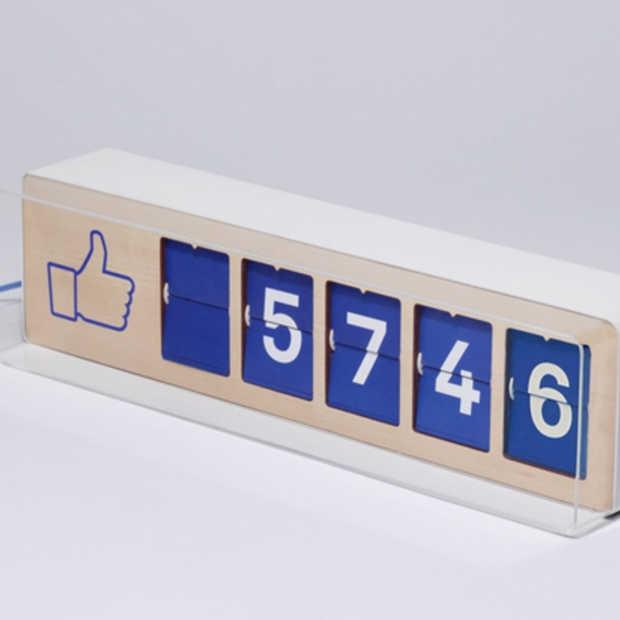 Fliike toont je Facebook Fancount