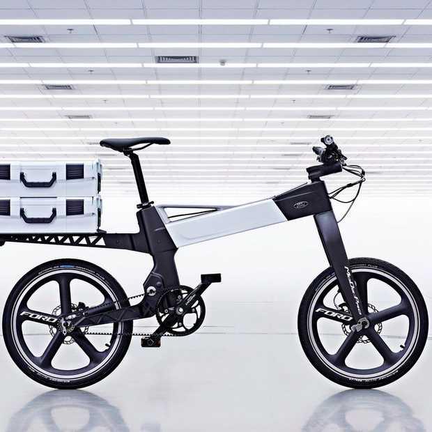 Ford Smart Mobility Plan is meer dan een e-bike experiment