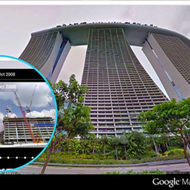 Ga terug in de tijd met Google Streetview