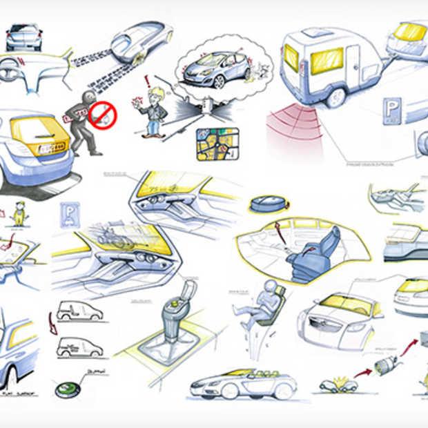 Gabriel: de Opel Smart Option die oververhitting voorkomt bij kinderen in een stilstaande wagen