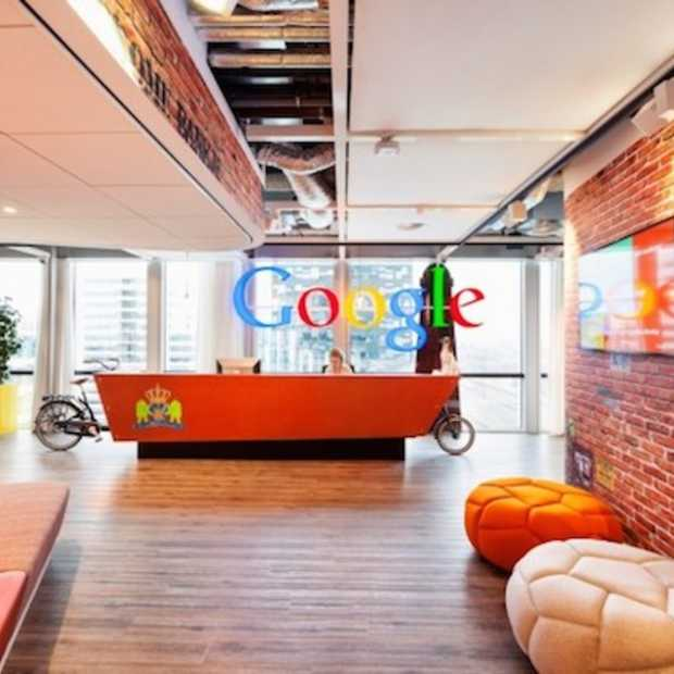 Google Amsterdam Office Design