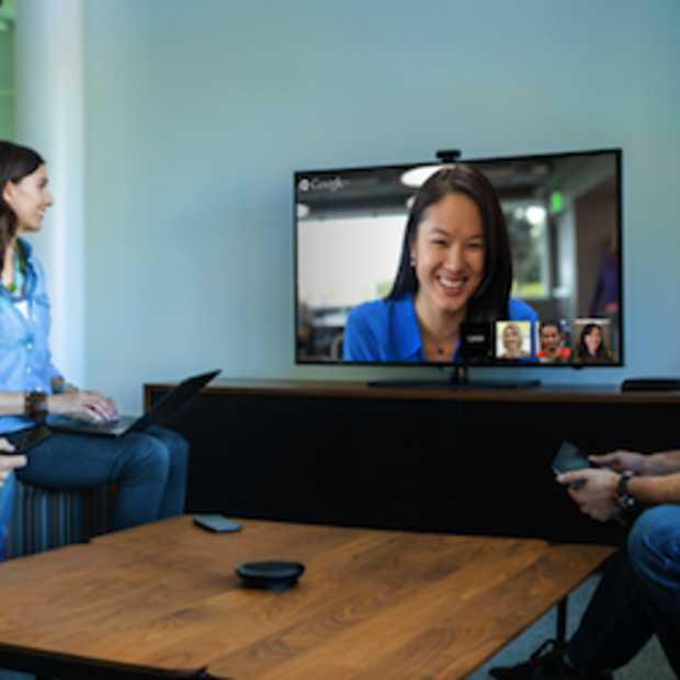 Google Chromebox for meetings is een goedkope video conference oplossing