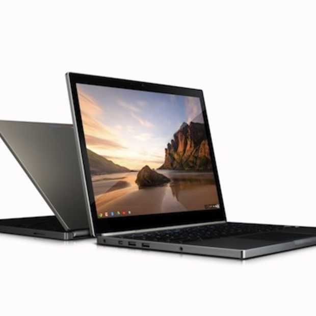 Google lanceert de Chromebook Pixel