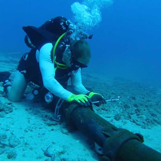Google versterkt onderzeese kabels tegen haaien