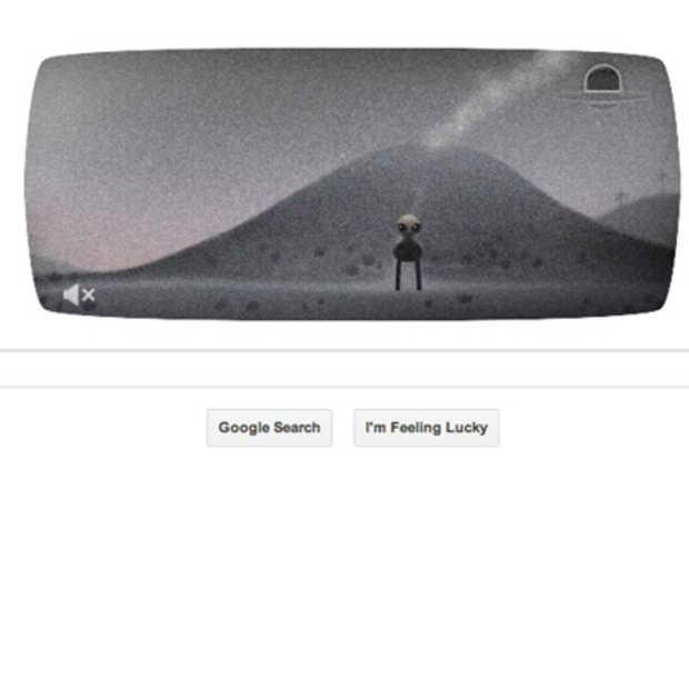 Google viert de verjaardag van het Roswell mysterie