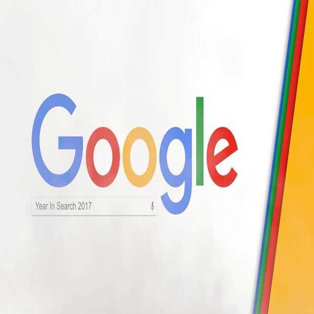 Het Google jaaroverzicht van 2017!