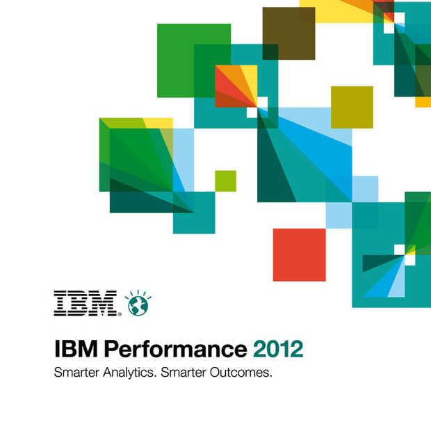Haal meer waarde uit uw klanten. Kom naar IBM Performance