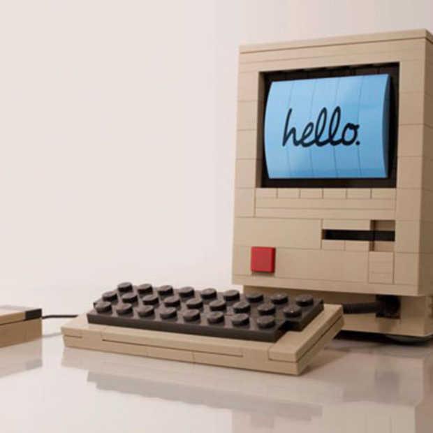 hello LEGO Macintosh