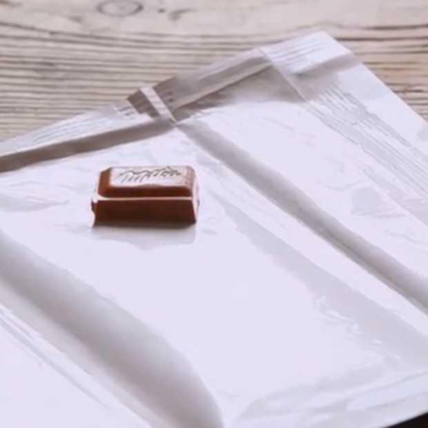 Het laatste stukje chocolade [Adv]