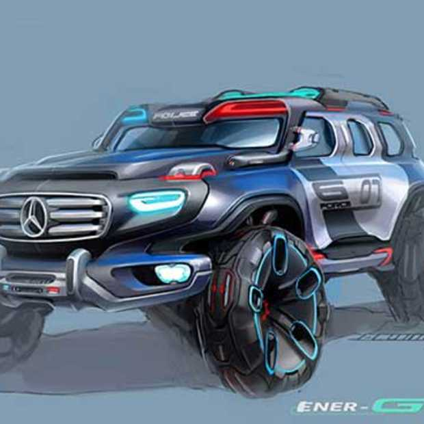 Het Mercedes Ener-G-Force Concept