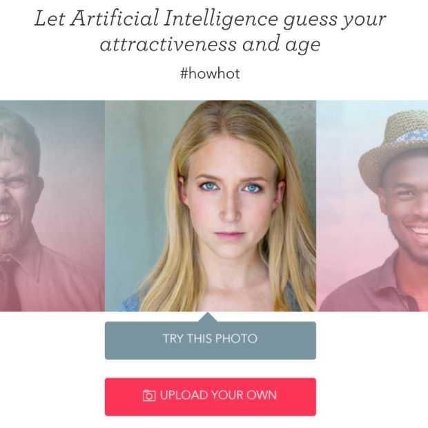 Computer bepaalt hoe knap je bent