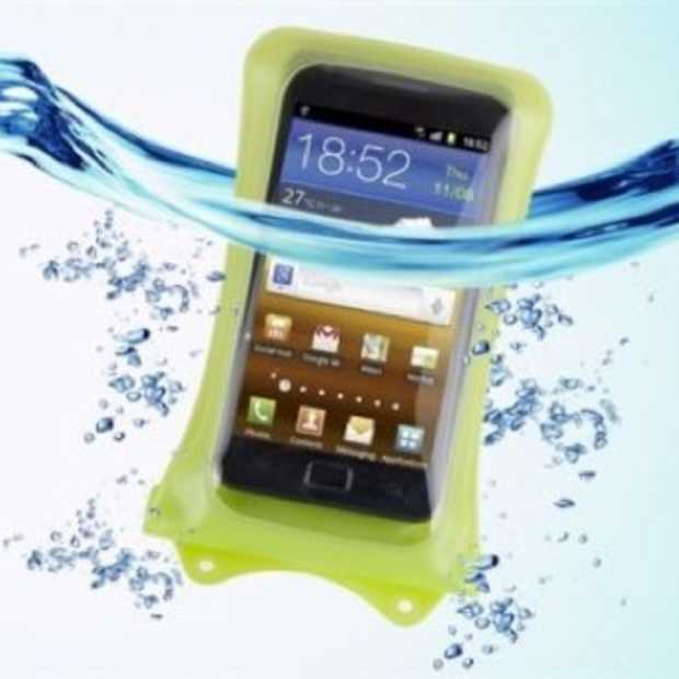 Hou je smartphone zand- en waterproof met DiCAPac [review]