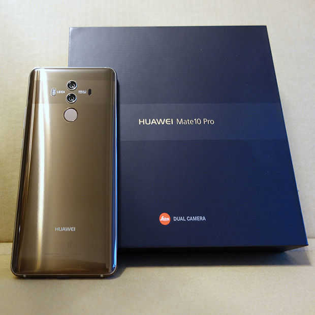 Review: Huawei Mate 10 Pro - Beste smartphone van 2017