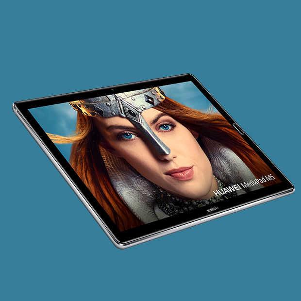 Huawei gaat tabletmarkt op met de MediaPad M5