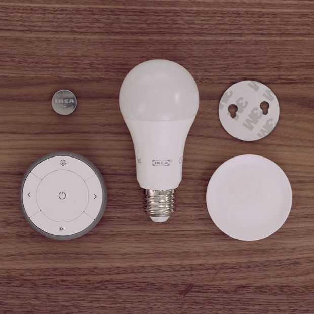 Review: IKEA Trådfri smart LED-lampen