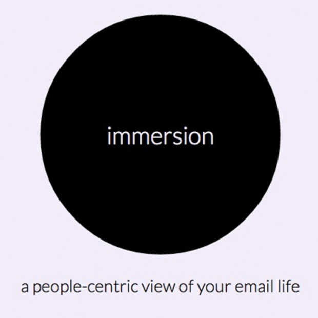Immersion: Spioneer op je eigen email, net zoals de NSA